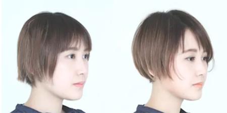 ステップボーンカット/東大阪・布施 美容室 K's(ケーズ)美人増強計画
