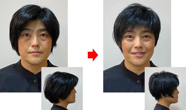 カット・スタイル/東大阪・布施 美容室 K's(ケーズ)美人増強計画
